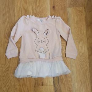 Maggie & Zoe bunny top